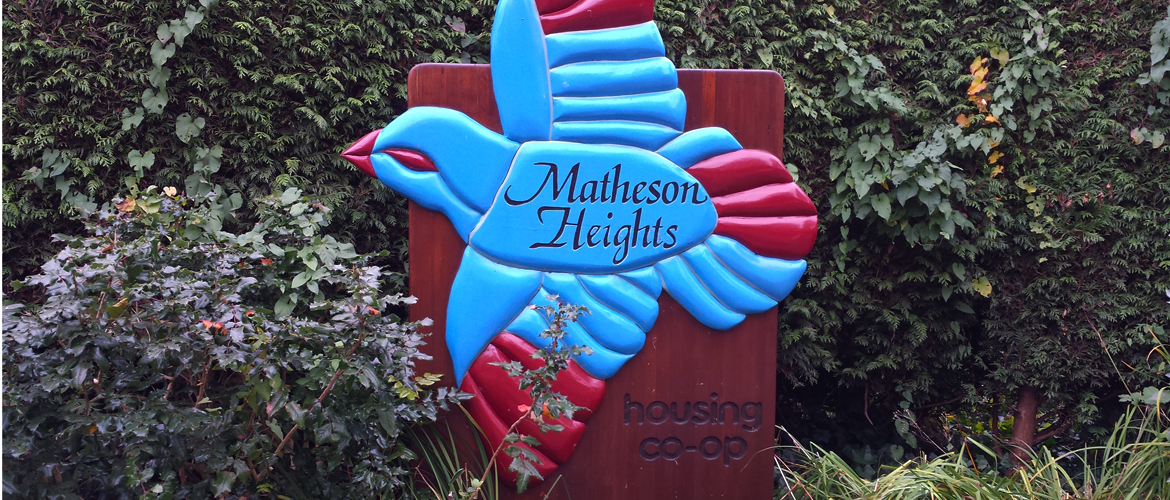 Matheson Heights Co-op Logo